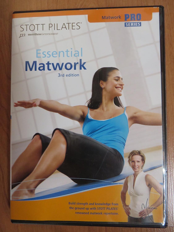 STOTT PILATES Essential Matwork 3rd Edition (6 Languages)