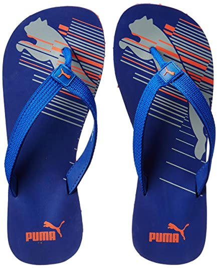 f9ce7f717d80 Puma Men s Shore IDP Flip Flops Thong Sandals  Buy Online at Low Prices in  India - Amazon.in