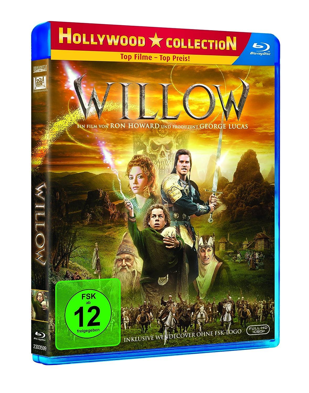 Willow [Alemania] [Blu-ray]: Amazon.es: Kilmer, Val, Davis ...