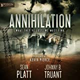 Annihilation: Alien Invasion, Book 4