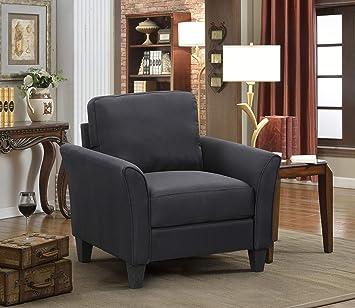 Pleasant Harperbright Designs Living Room Furniture Armrest Single Home Interior And Landscaping Oversignezvosmurscom