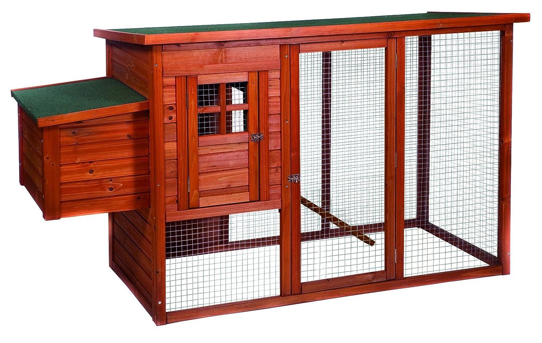 Duvo + Woodland Hennie Classic Hühnerstall für Vogel