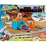 MATTEL S.r.l. Thomas & Friends Adventures Charlie's Day At The Quarry fbc59
