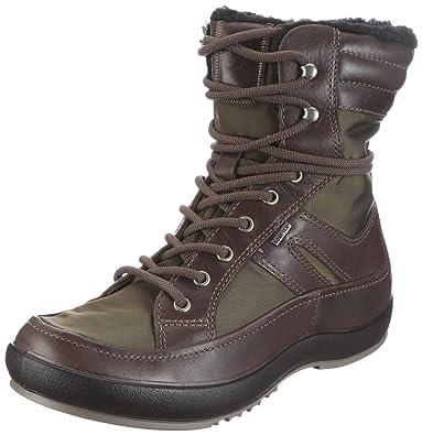 e69ca3548cf5d7 Ecco Damen Winter Zone Stiefel  Amazon.de  Schuhe   Handtaschen