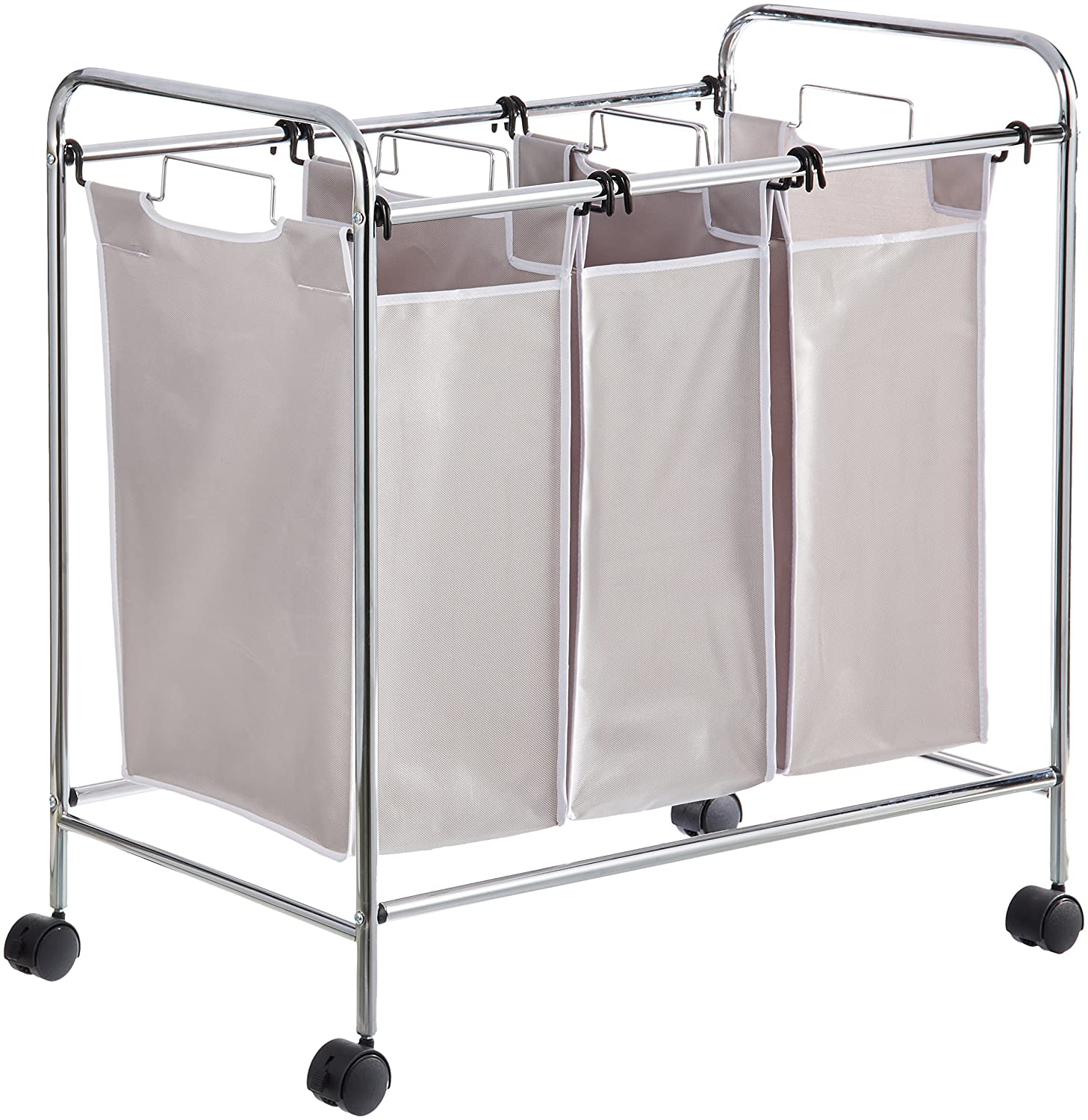 Wheeled Laundry Hampers Good Gifts For Senior Citizens