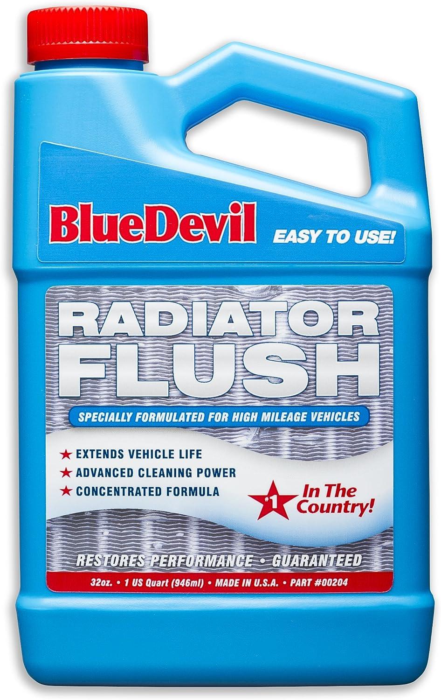 BlueDevil Radiator Flush