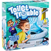 Hasbro Gaming Toilet Trouble Game