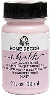 Amazoncom FolkArt Home Decor Chalk Furniture Craft Paint in