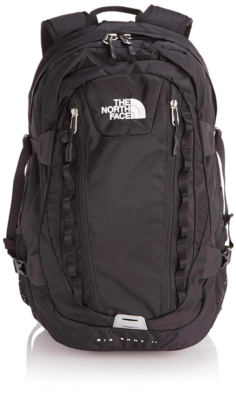 The North Face Rucksack Big Shot II - Mochila, color negro, talla 55 x 35 x 25.5 cm T0CE79JK3
