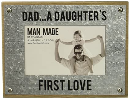 Amazoncom Pavilion Dad A Daughters First Love Wood And