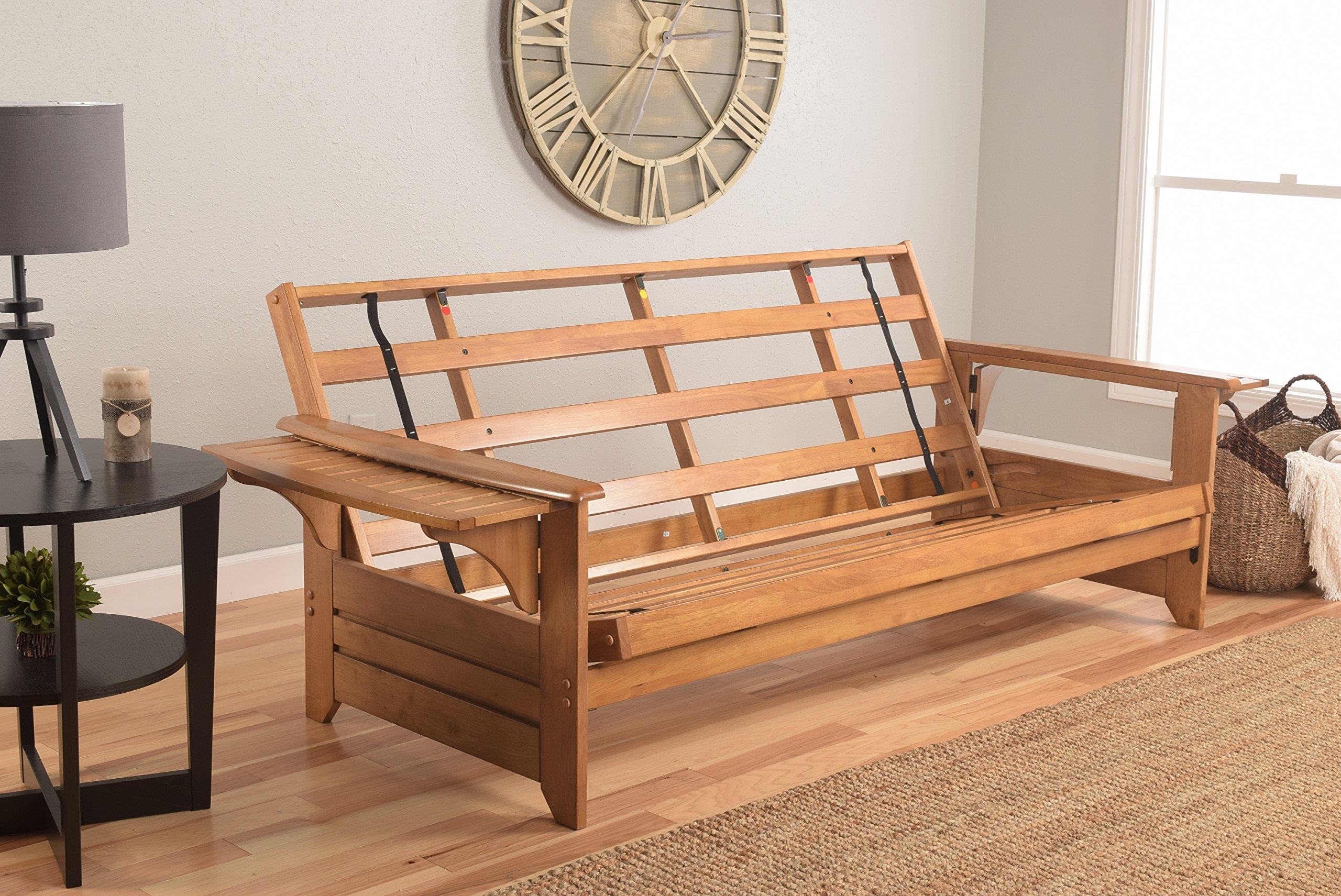 Kodiak Furniture KF Phoenix Queen Futon Frame by Kodiak Furniture