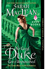 No Good Duke Goes Unpunished: The Third Rule of Scoundrels (Rules of Scoundrels Book 3) Kindle Edition
