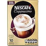 Nescafé - Cappuccino - Café Soluble Natural 10 Sobres 140 g