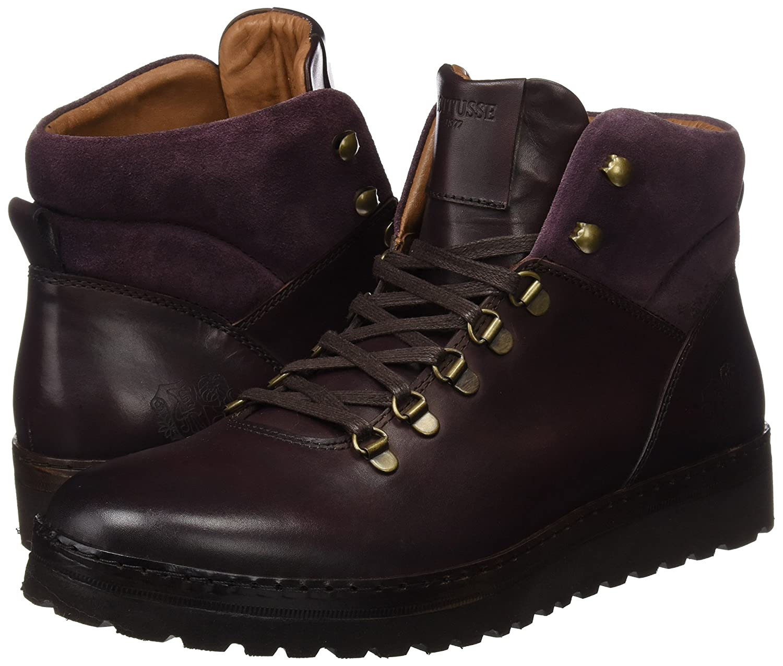 T2158, Sneakers Basses Homme, Violet (Custer DC Burdeos), 43 EULottusse