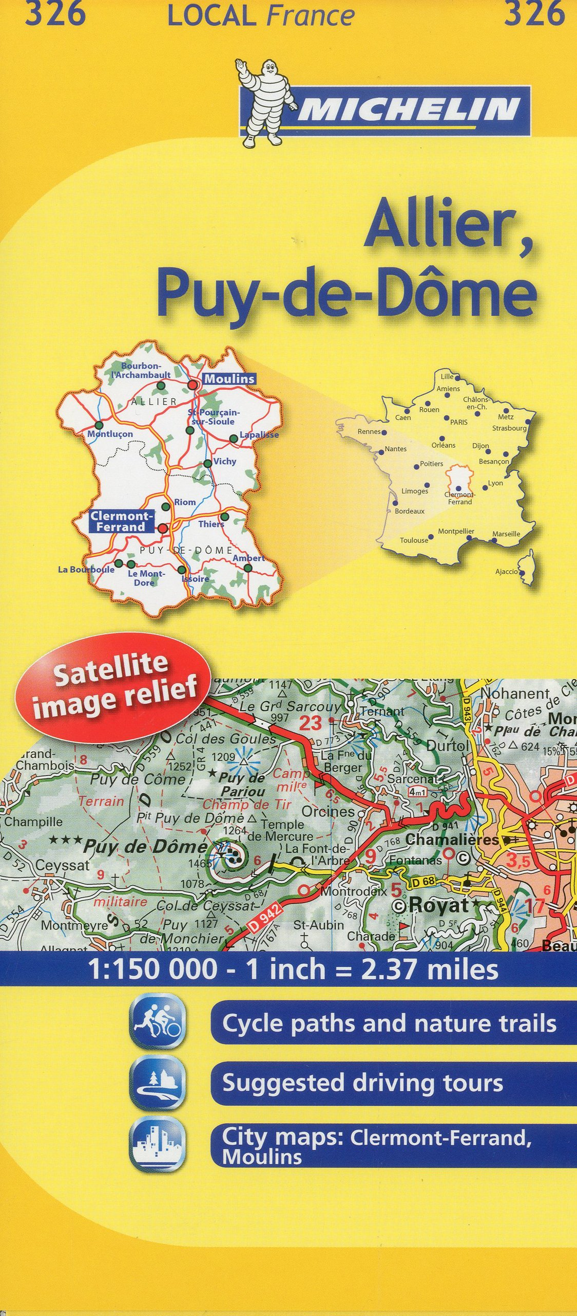 Cartina Spagna Michelin