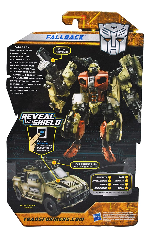 Transformers Deluxe Fallback