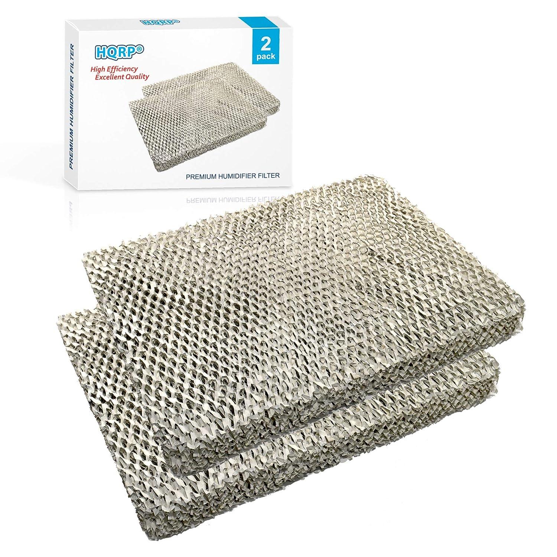 HQRP 2-Pack Water Filter for Trane/American Standard BAYPAD02A1310A; HUMD300A / HUMD500A / THUMD300ABA00B / THUMD500APA00B Humidifiers Plus Coaster