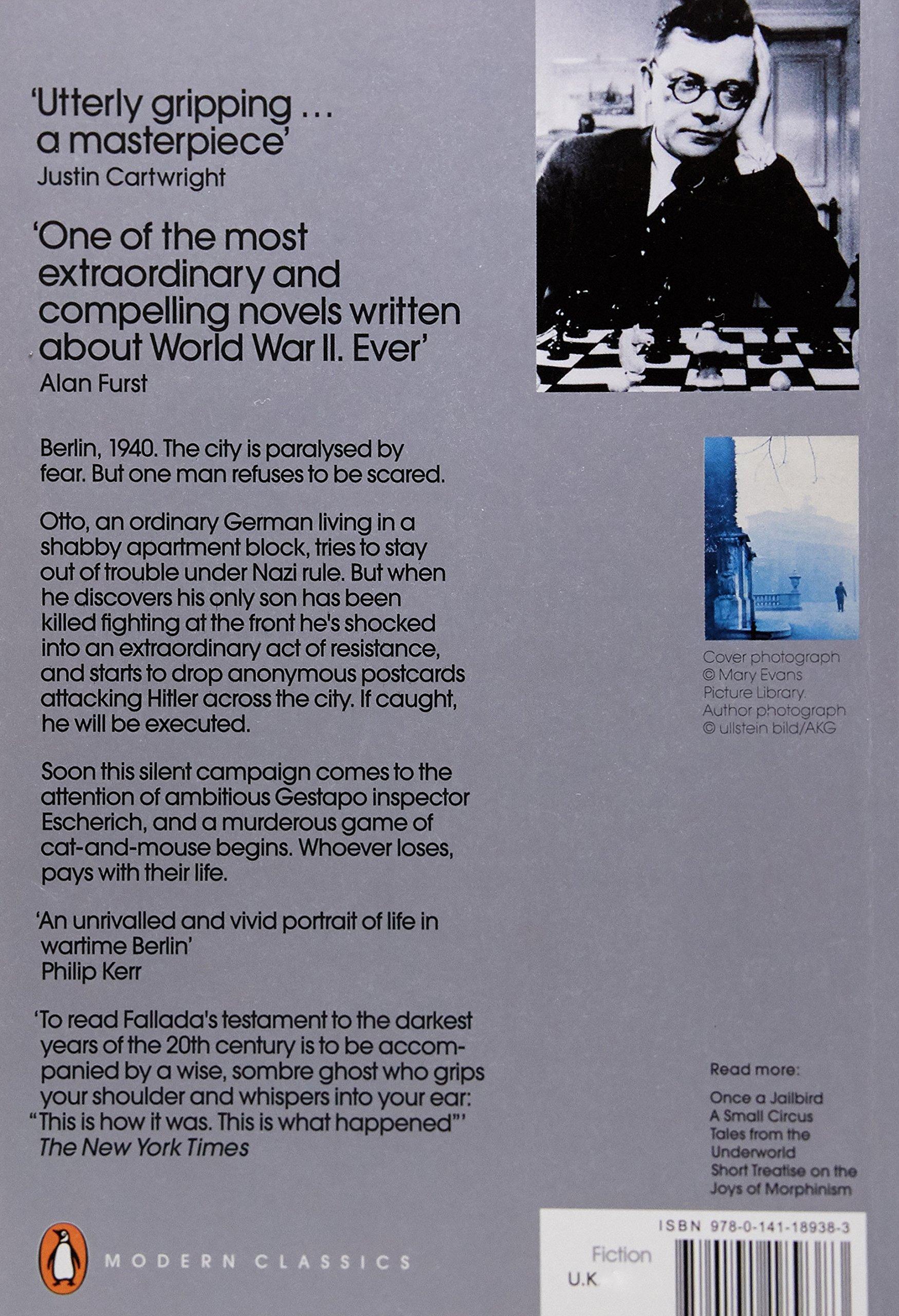 Alone in Berlin (Penguin Modern Classics): Amazon co uk: Hans