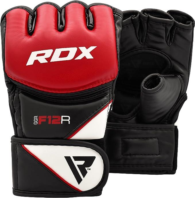 82 opinioni per RDX GGR-F12P, Guanti MMA Grappling Donna
