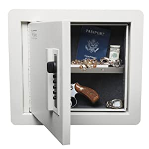 Best in-Wall Handgun Safe Review
