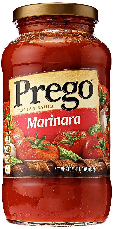 Prego Marinara Italian Sauce, 23 oz.