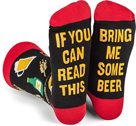 Beer Novelty Socks