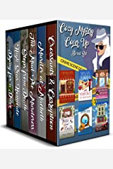 Cozy Mystery Cover Up Boxed Set Kindle Edition