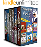 Cozy Mystery Cover Up Boxed Set