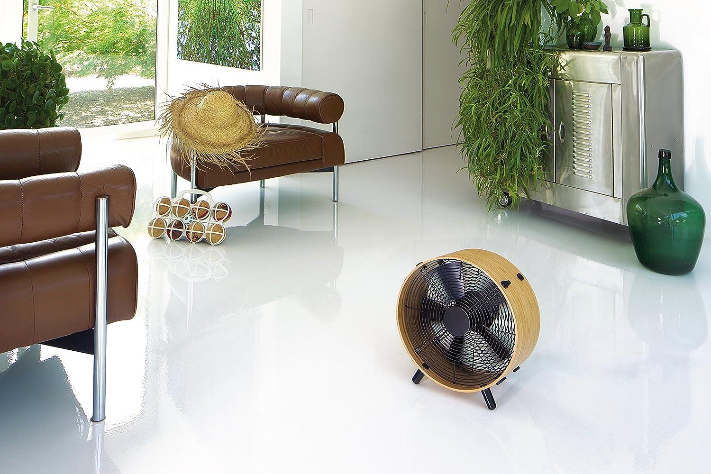 Mini Kühlschrank Otto : Stadler form design ventilator otto bamboo [3 leistungsstufen 45 w