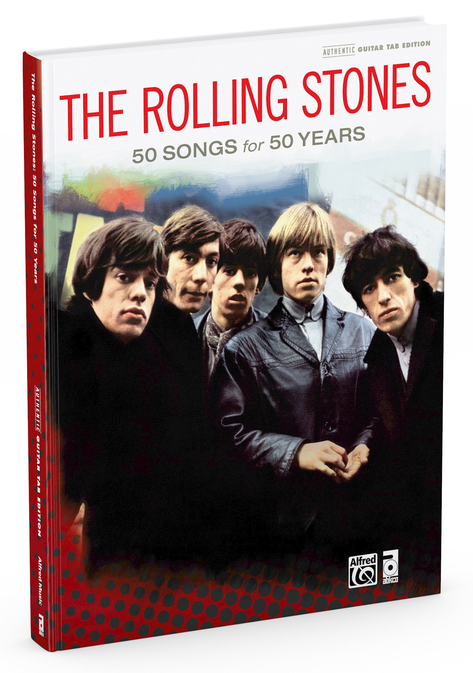 Rolling Stones: Rolling Stones: 50 Songs for 50 Years Authentic ...