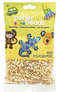 Amazon com: Perler Beads 1,000/Pkg-Blueberry Creme: Toys & Games