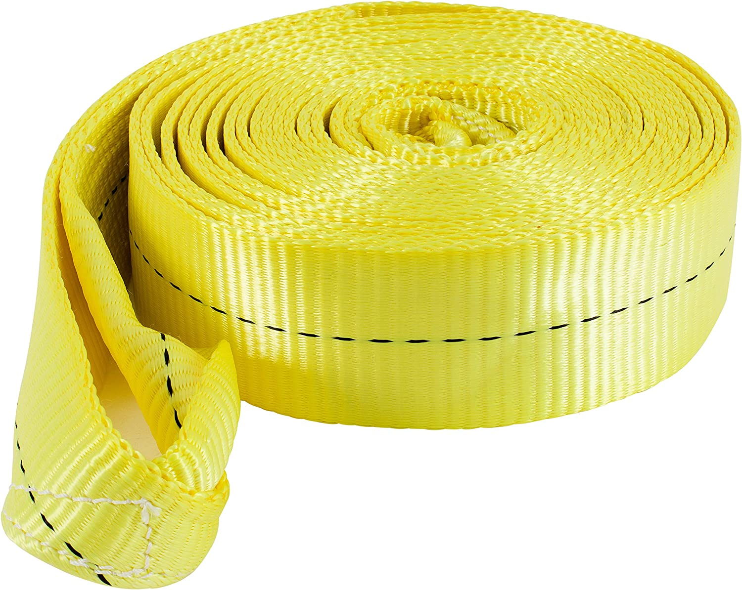 Max Vehicle Weight Keeper 89933 30 x 3 Vehicle Recovery Strap 15,000 lbs