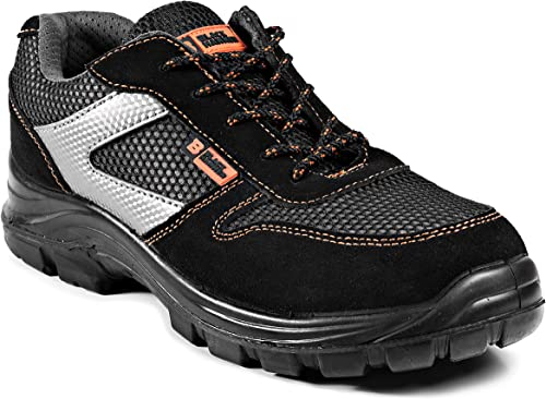 NEW MENS ULTRA LIGHTWEIGHT COMPOSITE PLASTIC TOE CAP SAFETY WORK SHOES TRAINERS