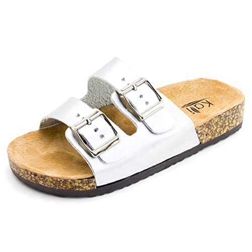 9f82346ebc18 Kali Girls Open Toe Buckle Strap Sandals