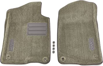 Amazon Com Gm Accessories 19155778 Front Carpeted Floor Mats In