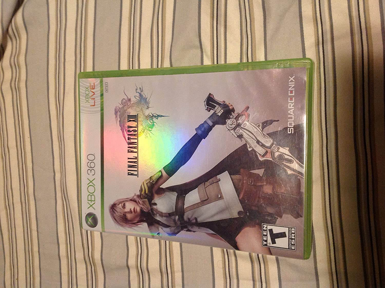 Amazon com: Final Fantasy XIII Original Edition: Video Games