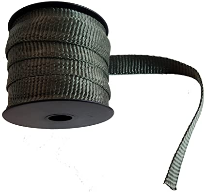 1,800 Lbs Strength Habitech 45 Tree Tie Strap Staking and Guying Material