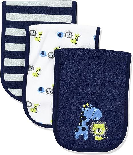 Gerber Baby 3-Pack Terry Burp Cloth