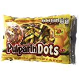 Bag Of Pulparindots Tamarind Flavor contains 70 packets of 2 pieces ea Mexican Candy (Tamarindo