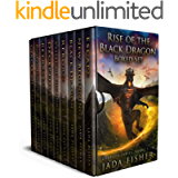 Rise of the Black Dragon Boxed Set: Complete Series: Books 1 - 9