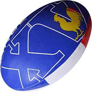 Ballon de Rugby - France - Collection Supporter - Taille 5 [Divers] 100% RUGBY