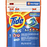 Tide Pods Laundry Detergent Pacs, Original, 35 Count (Packaging May Vary)