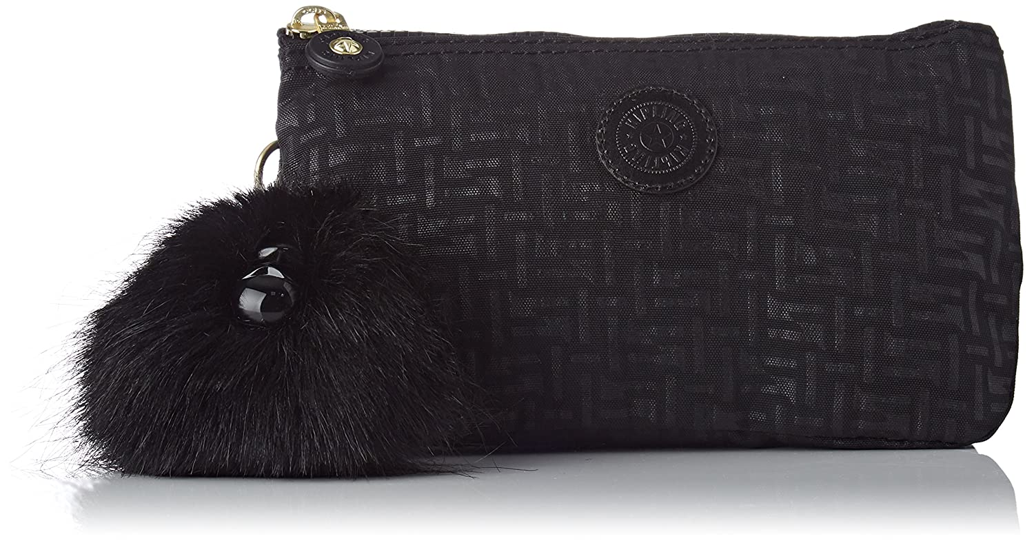 (Black (Black Pylon Emb)) - Kipling Creativity L, Women's Purse   B07BHBKXGY