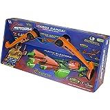 Air Storm–Z Klassiker, Launcher mit Arrows Form Bogen (Spielzeugfabrik 89109)