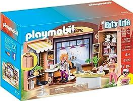 Playmobil Cofre Cafetería