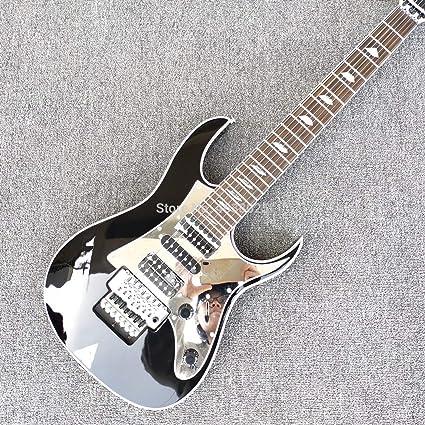 Guitarra eléctrica Iban de 7 cuerdas, guitarra personalizada ...