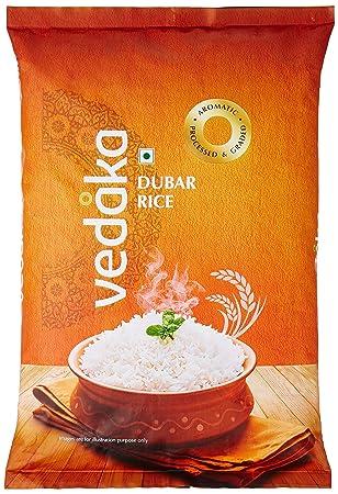 Amazon Brand - Vedaka Dubar Rice, 5 kg