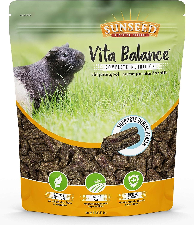 Sunseed Guinea Pig Food