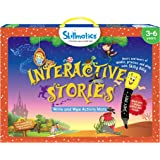 Skillmatics Educational Game : Interactive Stories 3-6 Years