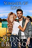 Summer of Love: A Small Town Romance (The Love Barn Book 2)